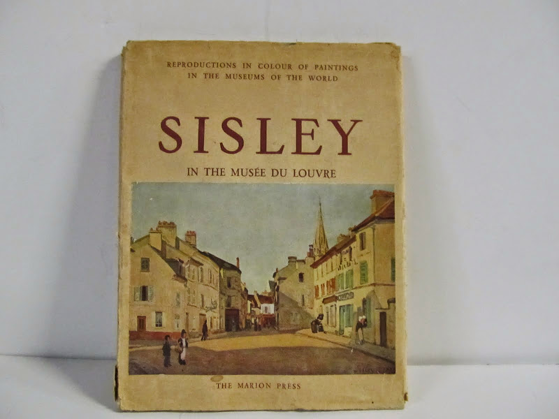 Sisley: In the Mussee' du Louvre Book