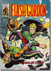 P00018 - Flash Gordon v2 #35