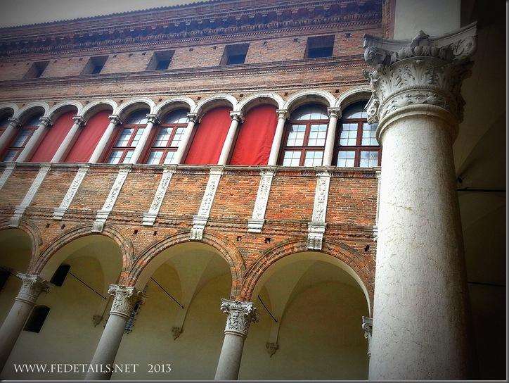 Palazzo di Ludovico il Moro,foto1,Ferrara,EmiliaRomagna,Italia - Palace of Ludovico il Moro, photo1, Ferrara, EmiliaRomagna, Italy - Property and Copyright of FEdetails.net