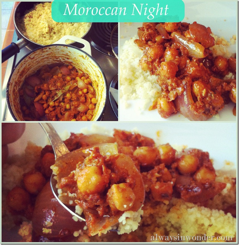 Moroccan Night at home (1)