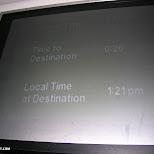 flight status in Mississauga, Ontario, Canada