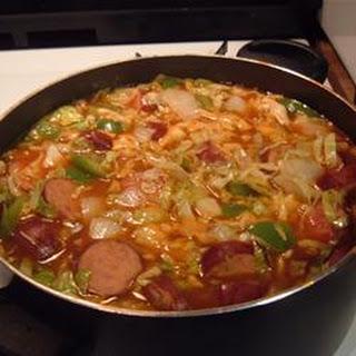 Stewed Tomatoes Kielbasa Recipes | Yummly