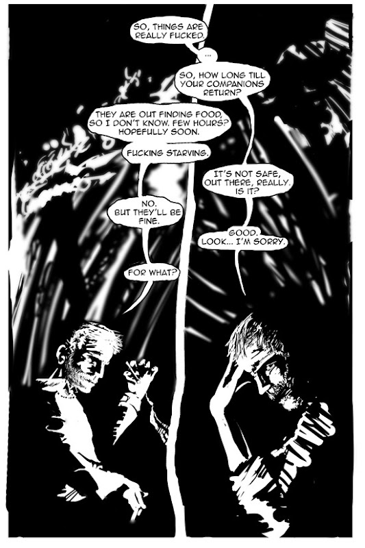 zombies graphic novel
