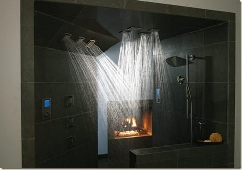 fotos diseños de baños modernos 1