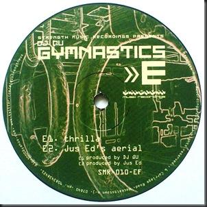 DJ Qu – Gymnastics Part EF