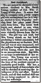 1876_Apr_15 Thomasville Times pg 3 Sarah Everett Young
