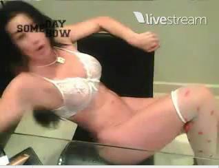 Video de Diosa Canales sin ropa en Twitcam