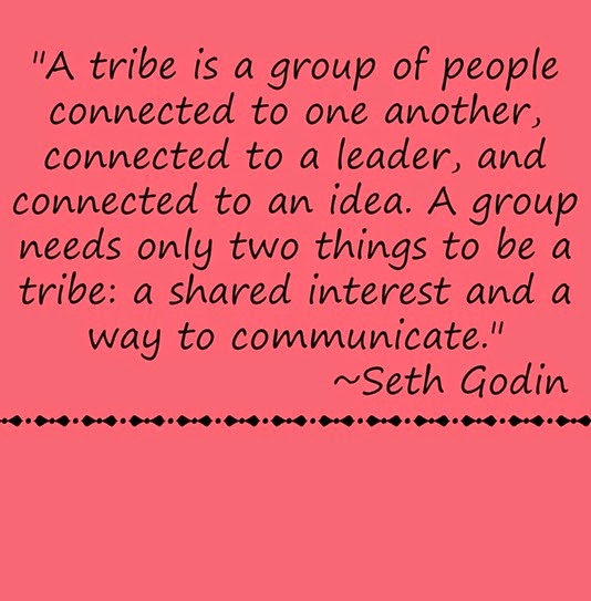 Being a Tribe