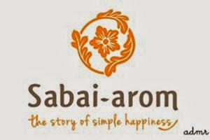sabai arom logo edit