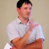 Brett Davis of CHP