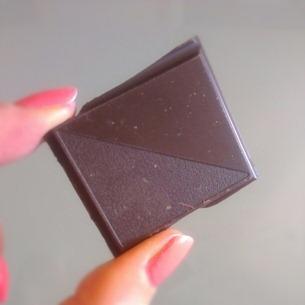 6 Dunkle Chili-Schokolade