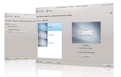 LightDM-KDE