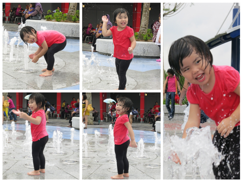 Yining water play