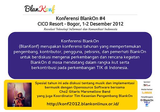 Blankof #4 2012 CICO Resort Bogor
