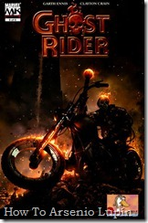 P00006 - Ghost Rider - Camino a la Condenacion #6