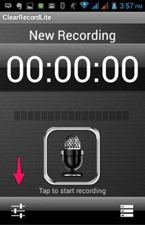 app บันทึกเสียงลดเสียงรบกวน