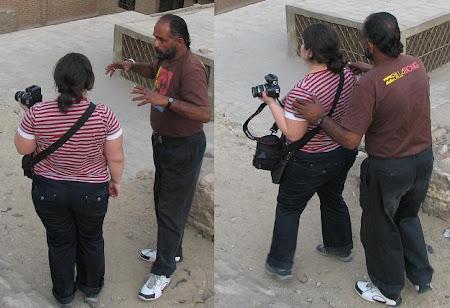 2. Veronica in Egipt.JPG