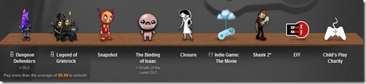 Humble indie bundle 7 giochi