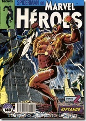 P00014 - Marvel Heroes #22