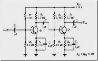 MCQs in Floyd's Bipolar Junction Transistor Amplifiers Fig. 02