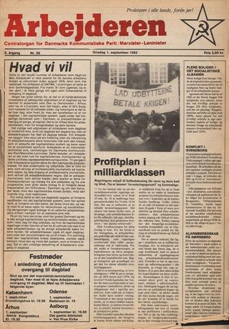 arbejderen_dagblad_1_nr