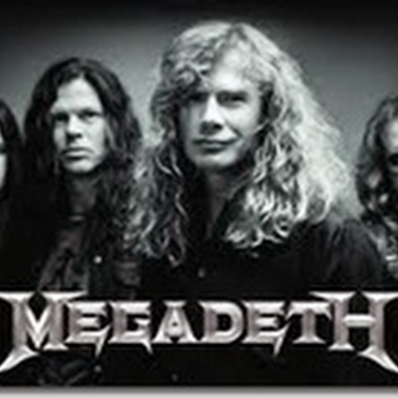 Megadeth en Mexico 2014: Boletos