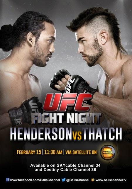 Henderson vs Thatch