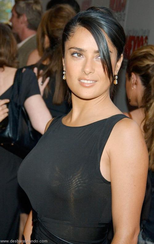 salma hayek linda sensual sexy sedutora gostosa peituda boob tits desbaratinando  (51)