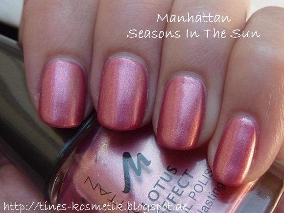 Manhattan Seasons In The Sun 1