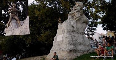 statue of Adamastor