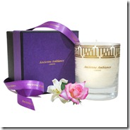 Persian Rose and Jasmin Candle