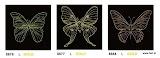 Gobeliny z motylami