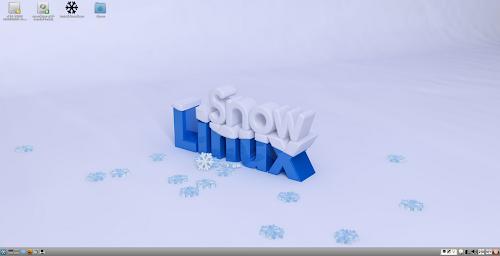 Snowlinux 3 E17