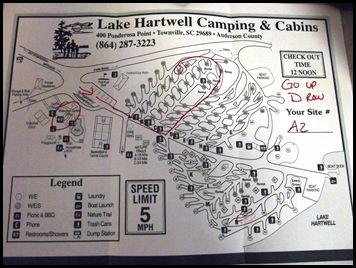 Lake Hartwell SC