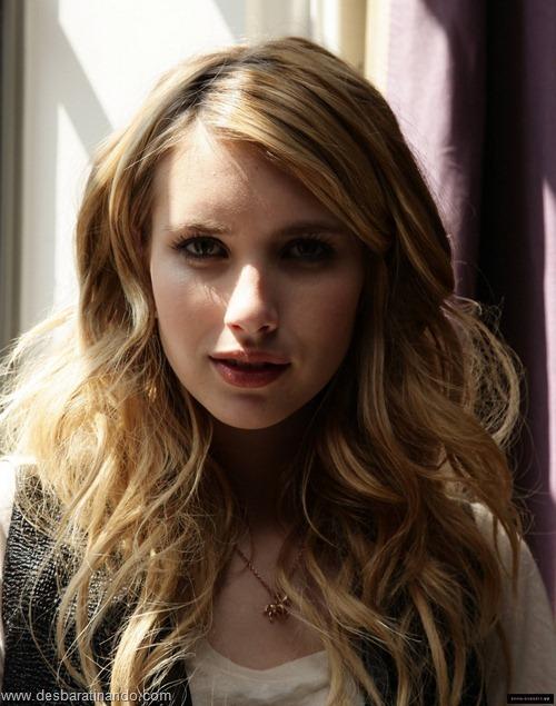 Emma Roberts linda sensual sexy sedutora desbaratinando (115)