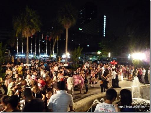 泰國曼谷-金東尼人妖秀廣場
