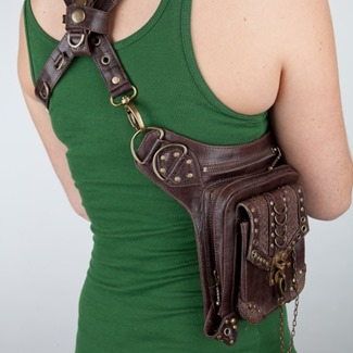 Jungle Tribe - Holster Bag 2