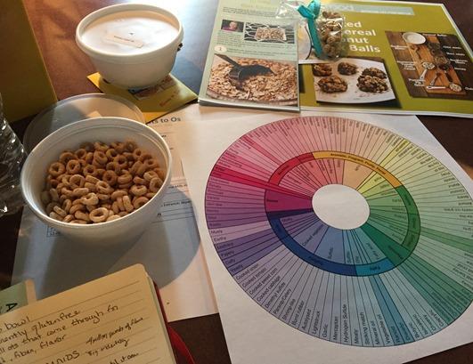Understanding the making of good cereal