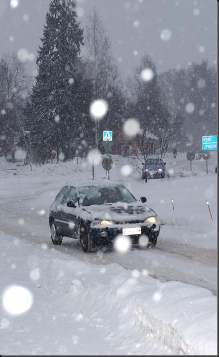 päivä markku lumisade 010