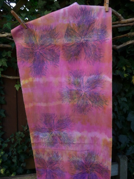 Seed case print pink2