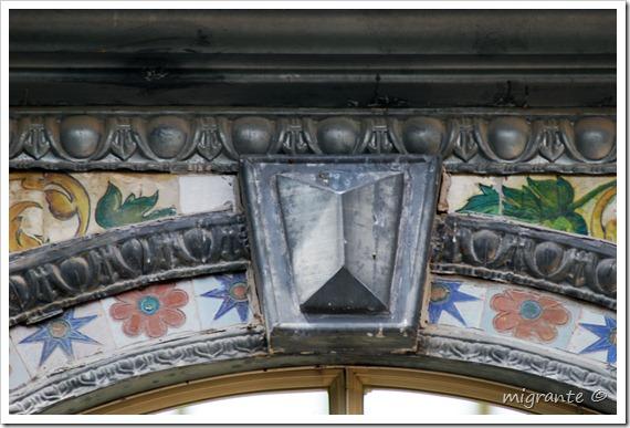 palacio de cristal - parque del retiro - madrid - clave