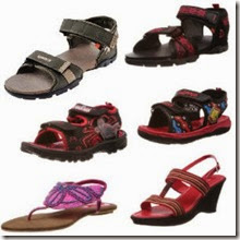 Amazon: Buy Sandals 50 off – Kids from Rs. 160, Women's from Rs. 228, Men's from Rs. 219