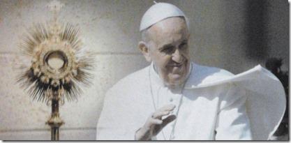 coprus domini francesco