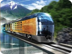 JR East lançará versão de trens luxuosos em 2016