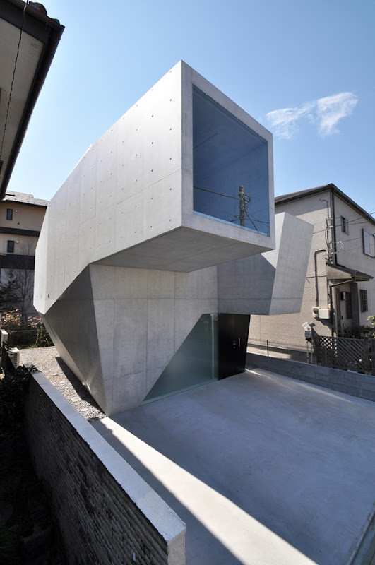 house in abiko by fuse-atelier 2