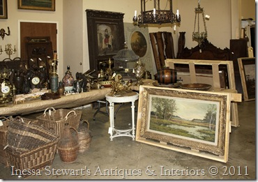 Antique Paintings &amp; Accessories