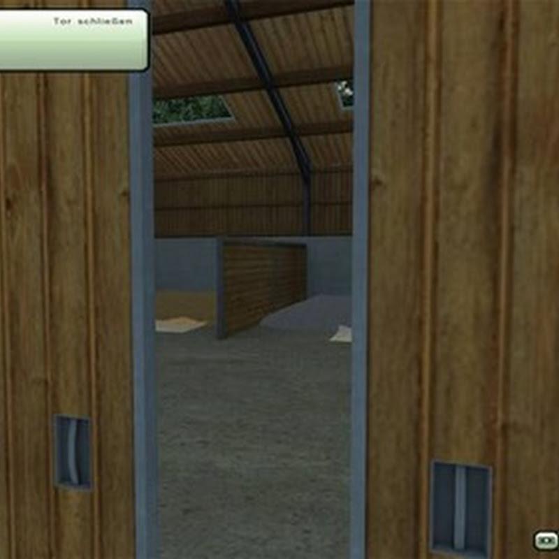 Farming simulator 2013 - Map Door Trigger v 4.0