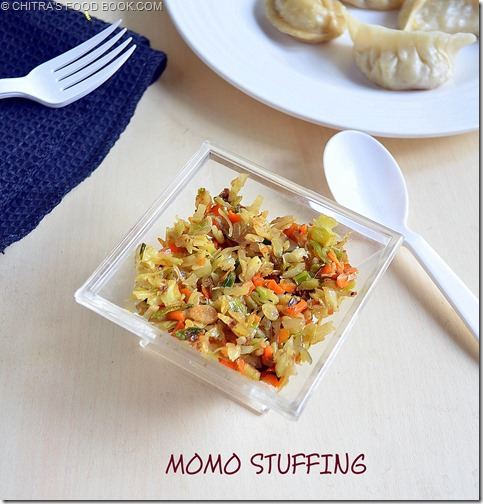 MOMO STUFFING