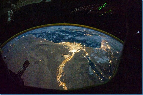 cairo-and-alexandria-egypt-at-night-from-space-nasa