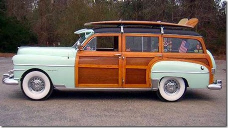 Chrysler Woodie
